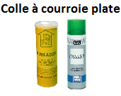 courroie-courroie-plate